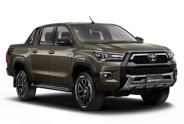 Ra mắt Toyota Hilux 2021: Như RAV4, mạnh ngang Ford Ranger Raptor, chờ ngày về Việt Nam vực dậy doanh số - Ảnh 7.