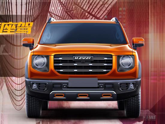 Đây là SUV Trung Quốc được cựu lãnh đạo Land Rover đặt bút thiết kế: Ngoài giống Ford Bronco, trong đặc sệt Jaguar Land Rover - Ảnh 2.