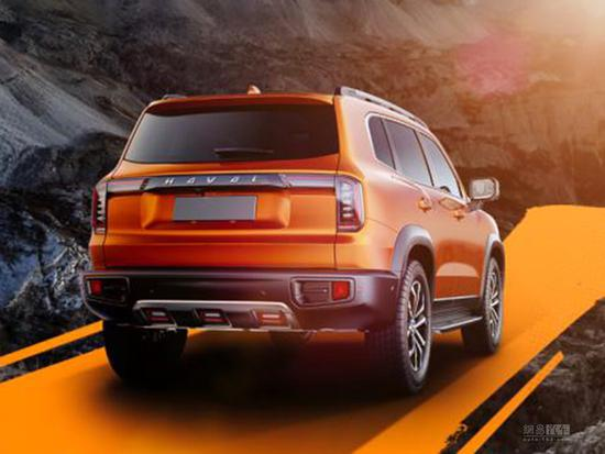 Đây là SUV Trung Quốc được cựu lãnh đạo Land Rover đặt bút thiết kế: Ngoài giống Ford Bronco, trong đặc sệt Jaguar Land Rover - Ảnh 1.