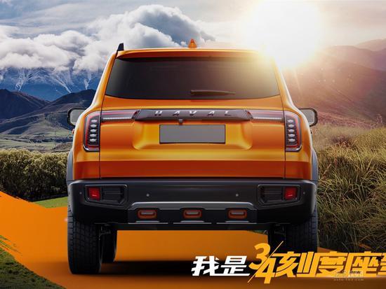 Đây là SUV Trung Quốc được cựu lãnh đạo Land Rover đặt bút thiết kế: Ngoài giống Ford Bronco, trong đặc sệt Jaguar Land Rover - Ảnh 4.