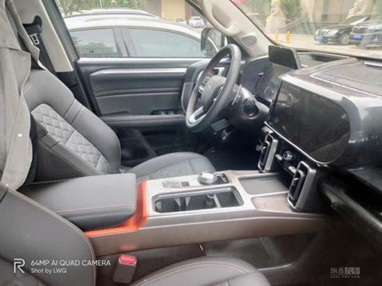 Đây là SUV Trung Quốc được cựu lãnh đạo Land Rover đặt bút thiết kế: Ngoài giống Ford Bronco, trong đặc sệt Jaguar Land Rover - Ảnh 6.