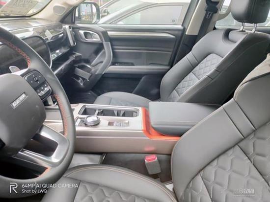 Đây là SUV Trung Quốc được cựu lãnh đạo Land Rover đặt bút thiết kế: Ngoài giống Ford Bronco, trong đặc sệt Jaguar Land Rover - Ảnh 5.