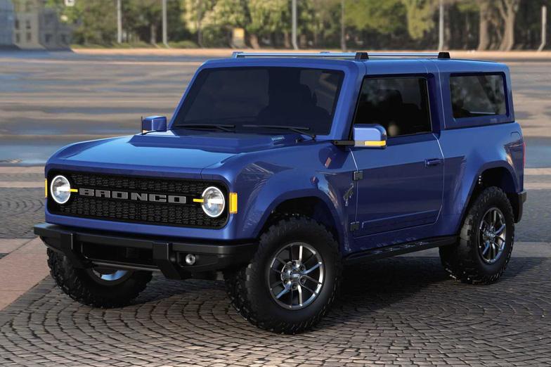 Ford Bronco chốt ngày ra mắt, Tổng thống Donald Trump nhận định sẽ bán rất chạy
