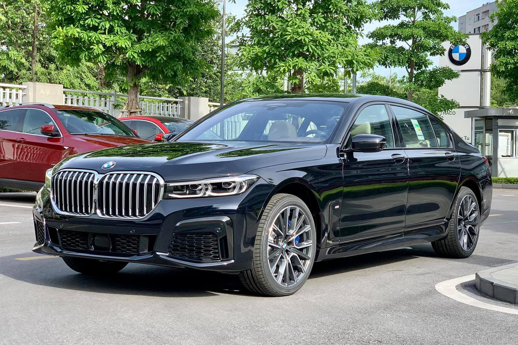 Hàng độc BMW 740Li M Sport 2020 về Việt Nam với 'option' siêu dị