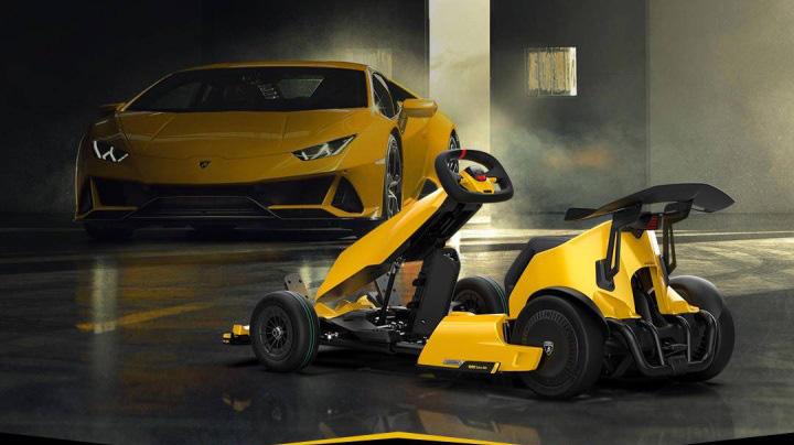 Sau Suzuki Jimny, Xiaomi lại làm… siêu xe Lamborghini - Ảnh 1.