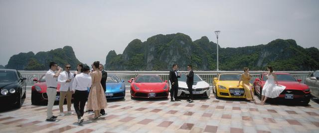 Loạt siêu xe, xe thể thao đình đám xuất hiện trong MV của Lê Bảo Bình - Ảnh 1.