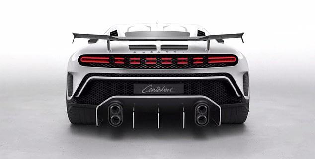 Siêu xe Bugatti Centodieci trị giá 256 tỷ đồng của Ronaldo có gì đặc biệt? - Ảnh 3.