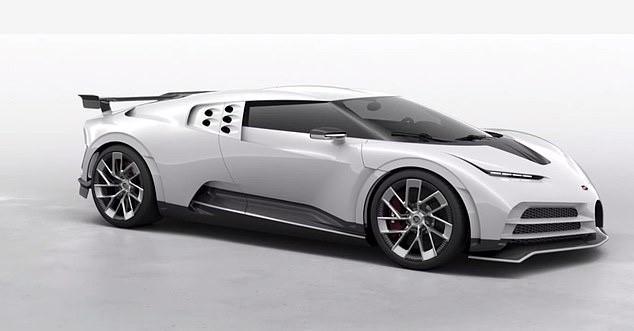 Siêu xe Bugatti Centodieci trị giá 256 tỷ đồng của Ronaldo có gì đặc biệt? - Ảnh 4.