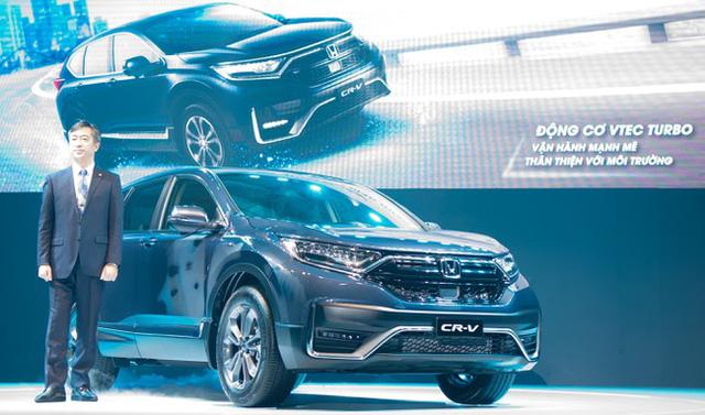 Cuộc đua của Toyota Fortuner và Honda CR-V: Cùng đẩy mạnh lắp ráp, ưu đãi hàng chục triệu đồng  - Ảnh 2.