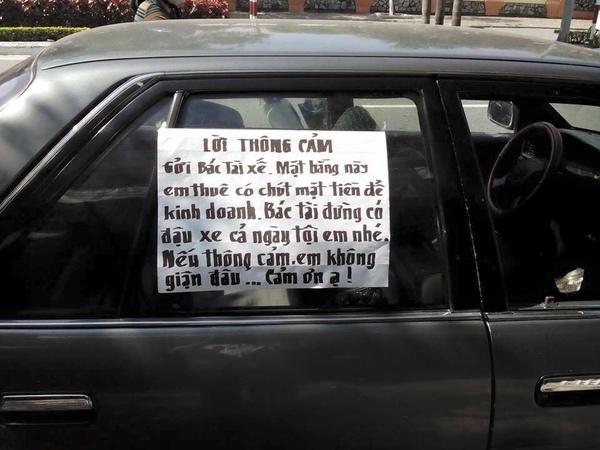 Cư dân một khu chung cư ở Hà Nội đổ keo dán lên xe đỗ dưới lòng đường kèm thông điệp cực choáng gửi đến người hàng xóm thân thương, dân mạng nghe xong mà tức - Ảnh 5.