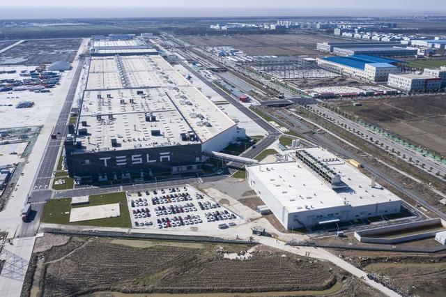Tesla muốn xuất khẩu xe điện sản xuất tại Trung Quốc - Ảnh 2.