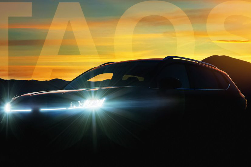Volkswagen Taos - SUV nhỏ hoàn toàn mới đấu Kia Seltos và Honda HR-V
