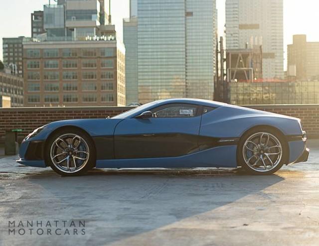 Siêu xe Rimac Concept One siêu hiếm bất ngờ được rao bán, liệu có đại gia Việt nào xuống tay? - Ảnh 1.