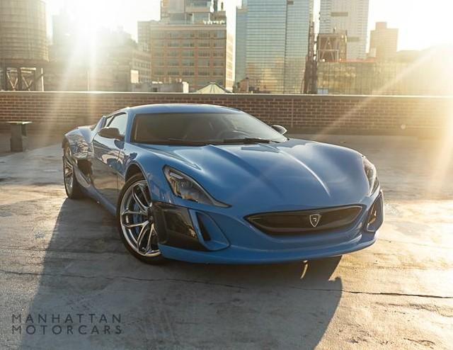Siêu xe Rimac Concept One siêu hiếm bất ngờ được rao bán, liệu có đại gia Việt nào xuống tay? - Ảnh 2.