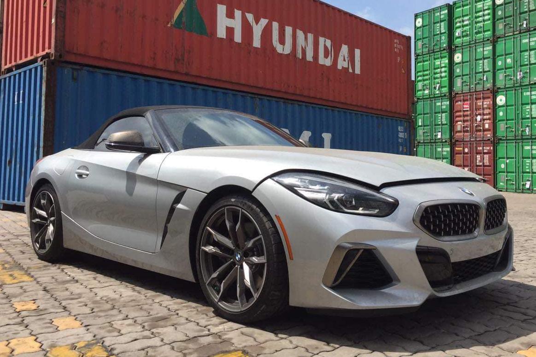 Khui công BMW Z4 2020 đầu tiên Việt Nam: Động cơ khủng, riêng option tốn hàng trăm triệu đồng