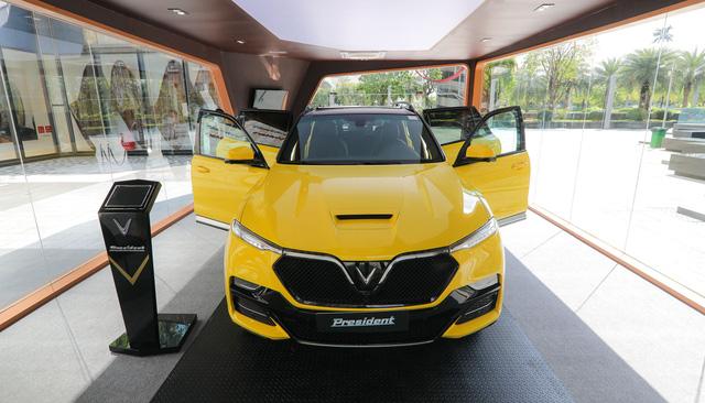 Chiêu độc Flagship Marketing và lý do VinFast chỉ tung 500 chiếc President dù số người giàu Việt mua được xe 4 tỷ lớn hơn nhiều!  - Ảnh 2.