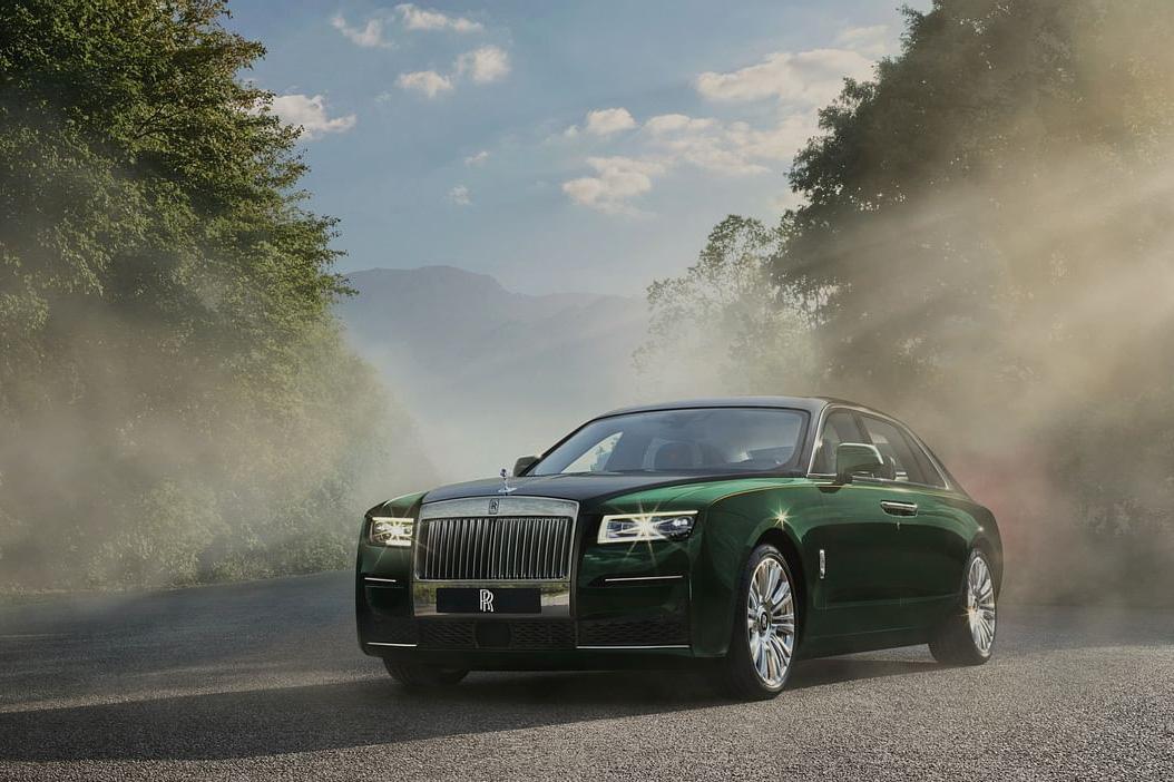 Ra mắt Rolls-Royce Ghost Extended - Siêu sang tối thượng cho Chủ tịch