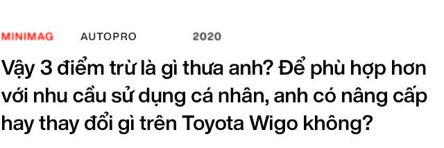 Dùng cả BMW, Lexus rồi bán Mercedes để mua Toyota Wigo, người dùng đánh giá: Đã dùng hạng A thì phải rộng nhất, thoáng nhất - Ảnh 10.