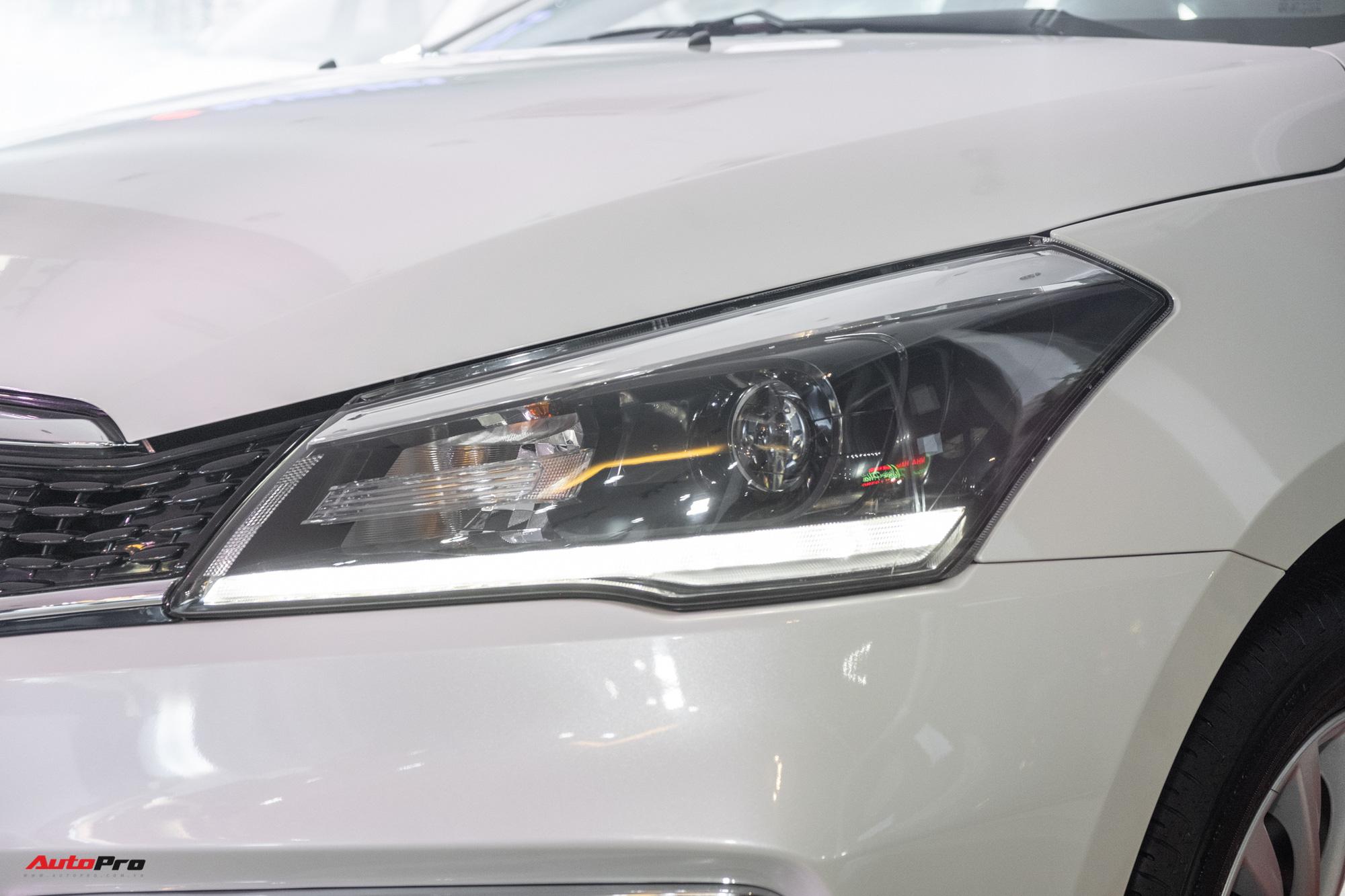 Ra mắt Suzuki Ciaz 2020: Giá 529 triệu đồng, thêm nhiều công nghệ đấu Toyota Vios