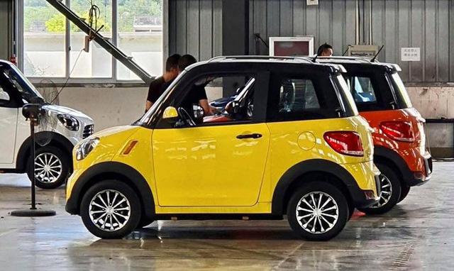 Loạt ô tô Trung Quốc mới cóng rẻ như xe máy Việt Nam, có mẫu giá chỉ bằng tiền mua iPhone 11  - Ảnh 5.