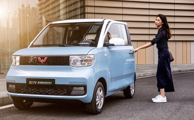 Loạt ô tô Trung Quốc mới cóng rẻ như xe máy Việt Nam, có mẫu giá chỉ bằng tiền mua iPhone 11  - Ảnh 7.