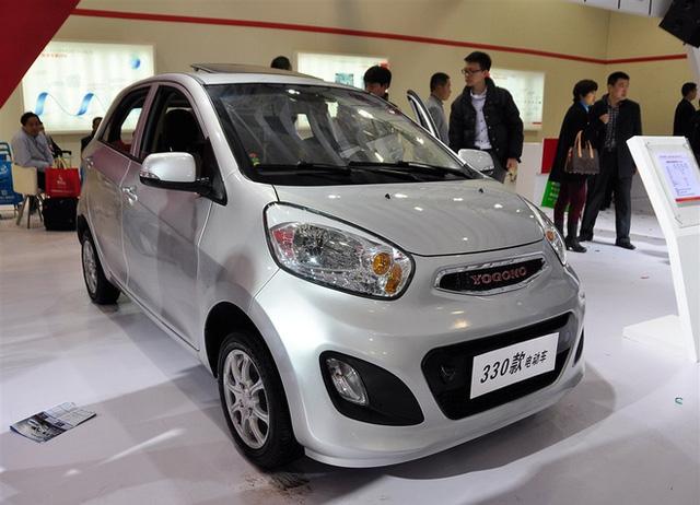 Loạt ô tô Trung Quốc mới cóng rẻ như xe máy Việt Nam, có mẫu giá chỉ bằng tiền mua iPhone 11  - Ảnh 10.