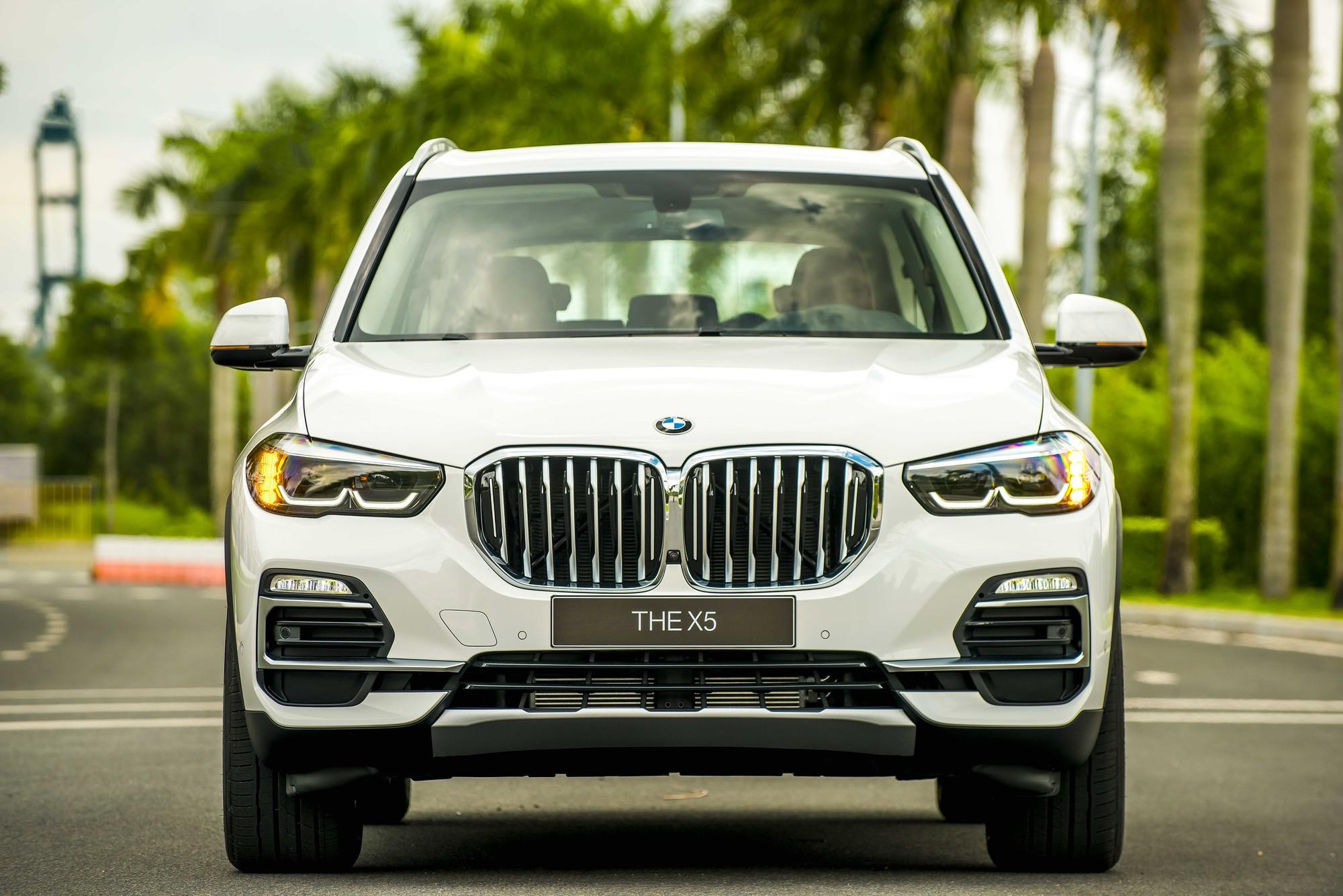 BMW X5 tại thị trường Việt Nam hiện có giá bán 4,099 tỷ đồng.