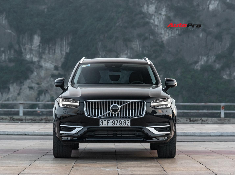 Volvo XC90 Inscription giá 3,99 tỷ đồng là một lựa chọn không tồi thay thế cho VinFast President.