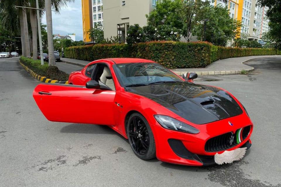 Tâm sự có ''khó khăn tài chính'', đại gia Việt chia tay Maserati GranTurismo với giá chưa tới 7 tỷ đồng