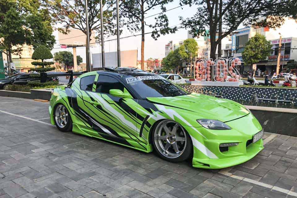 Độ ngầu nhất Việt Nam, hàng hiếm Mazda RX-8 bán lại chưa tới 500 triệu, rẻ ngang Hyundai Accent bản tiêu chuẩn