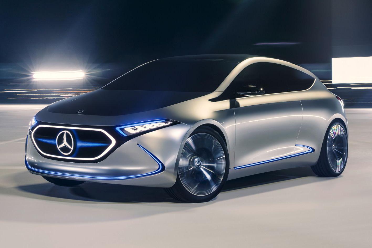 Mercedes-Benz EQA tấn công phân khúc xe điện giá rẻ