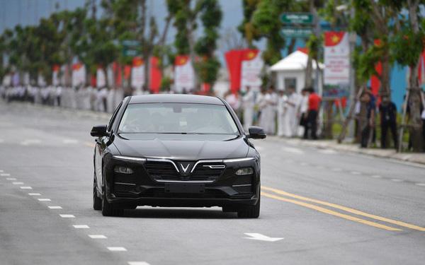 VinFast sẽ trình làng 2 ô tô chạy xăng và 3 ô tô chạy điện từ năm 2022, mục tiêu 30% thị phần xe hơi Việt Nam  - Ảnh 1.