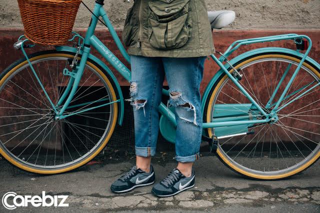 Bỏ xe máy, đi xe đạp trong 3 tháng để đi làm, cuộc sống của tôi đã thay đổi bất ngờ: Tiết kiệm hơn, hạnh phúc hơn, trí não sắc bén hơn... - Ảnh 2.