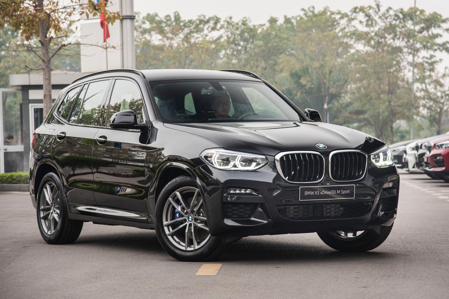 BMW X3 M Sport 2021 về đại lý: Giá gần 3 tỷ, thêm 12 trang bị mới, đấu Mercedes-Benz GLC 300