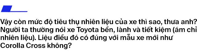 Bỏ cọc Kia Seltos để mua Toyota Corolla Cross bản rẻ nhất, người dùng đánh giá sau 3 tháng: 'Đủ những thứ tôi cần' - Ảnh 13.