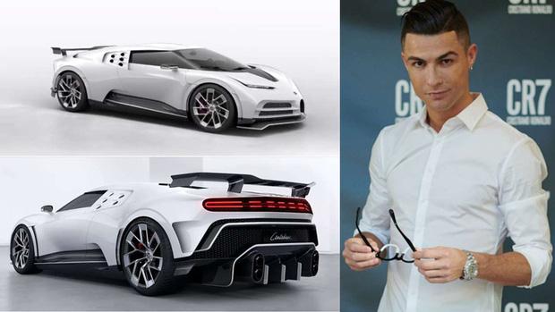 Ronaldo chi gần 300 tỷ đồng mua siêu xe chỉ có 10 chiếc trên toàn thế giới