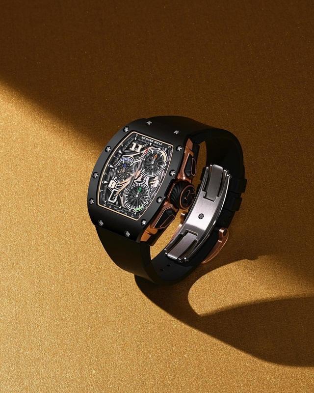 Lý do giới nhà giàu thường thích 'combo xa xỉ': Ngồi Lamborghini, đeo Richard Mille
