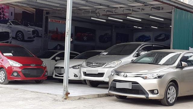 Sôi động thị trường cho thuê xe ô tô tự lái - Ảnh 2.
