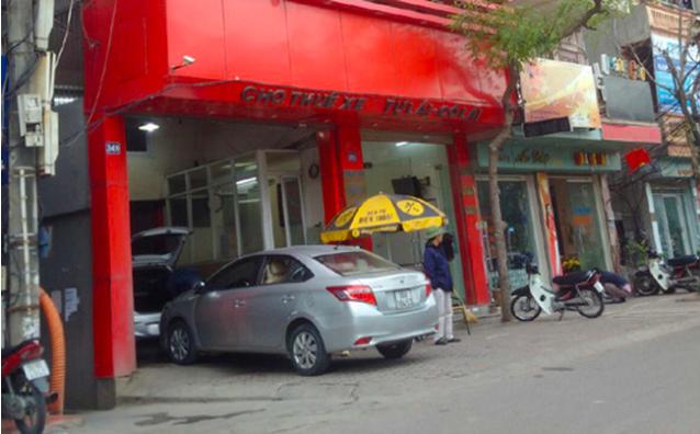 Sôi động thị trường cho thuê xe ô tô tự lái - Ảnh 1.