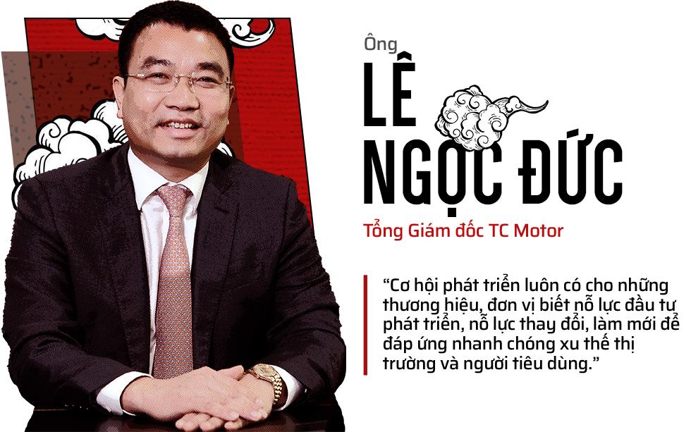 Sếp ngành xe Việt Nam nói về Tân Sửu: Khó khăn tạo cơ hội - Ảnh 2.