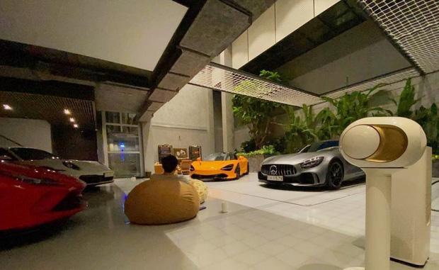 Nhà siêu giàu của Cường Đô La: Gara xịn xò chứa toàn siêu xe, bộ sưu tập trực thăng gây choáng - Ảnh 2.