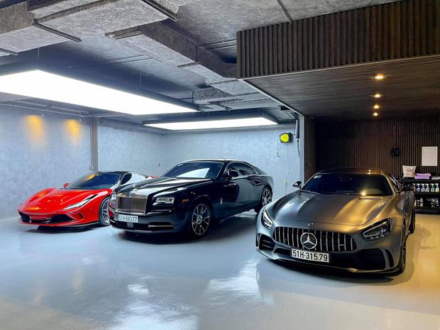 Nhà siêu giàu của Cường Đô La: Gara xịn xò chứa toàn siêu xe, bộ sưu tập trực thăng gây choáng - Ảnh 3.