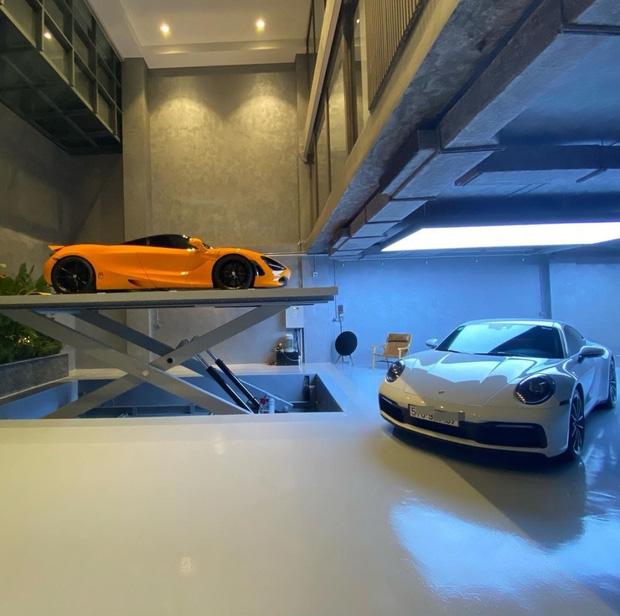 Nhà siêu giàu của Cường Đô La: Gara xịn xò chứa toàn siêu xe, bộ sưu tập trực thăng gây choáng - Ảnh 4.