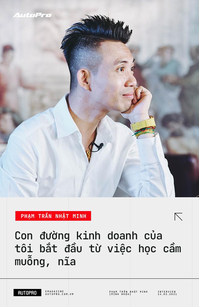Doanh nhân Phạm Trần Nhật Minh: Tôi từng nhận lương 3 triệu/tháng, nhưng xe 10 tỷ đối với tôi giờ quá dễ dàng - Ảnh 4.