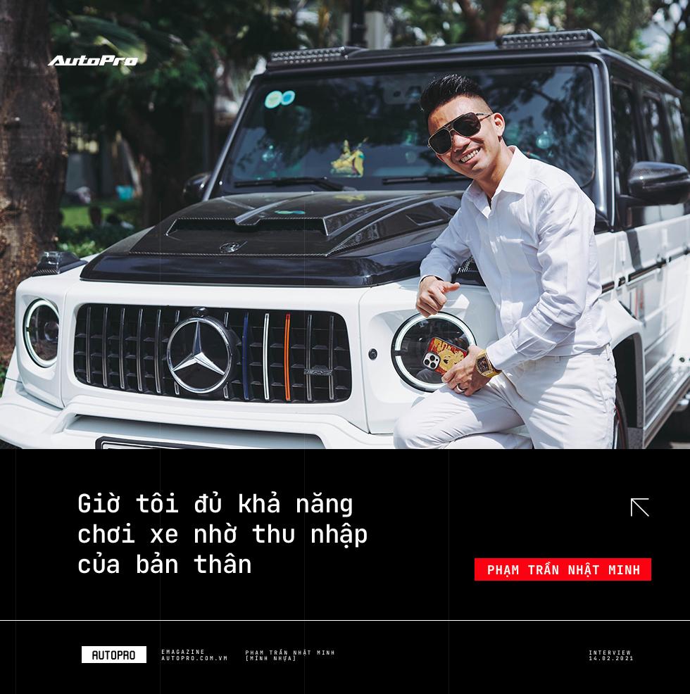Doanh nhân Phạm Trần Nhật Minh: Tôi từng nhận lương 3 triệu/tháng, nhưng xe 10 tỷ đối với tôi giờ quá dễ dàng - Ảnh 28.