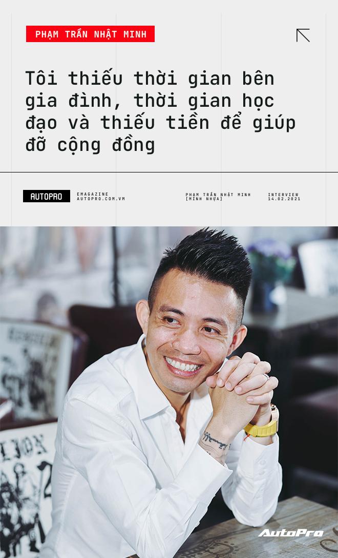 Doanh nhân Phạm Trần Nhật Minh: Tôi từng nhận lương 3 triệu/tháng, nhưng xe 10 tỷ đối với tôi giờ quá dễ dàng - Ảnh 31.