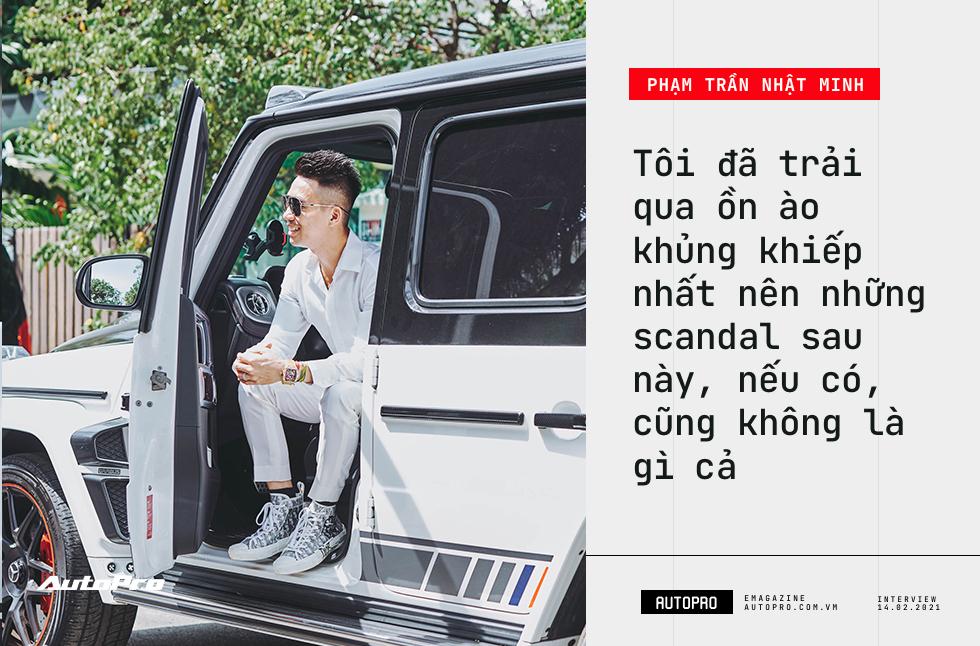 Doanh nhân Phạm Trần Nhật Minh: 'Xe 7 hay 10 tỷ với tôi giờ quá dễ dàng' - Ảnh 34.