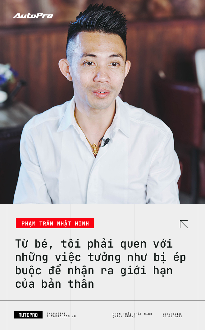 Doanh nhân Phạm Trần Nhật Minh: Tôi từng nhận lương 3 triệu/tháng, nhưng xe 10 tỷ đối với tôi giờ quá dễ dàng - Ảnh 6.