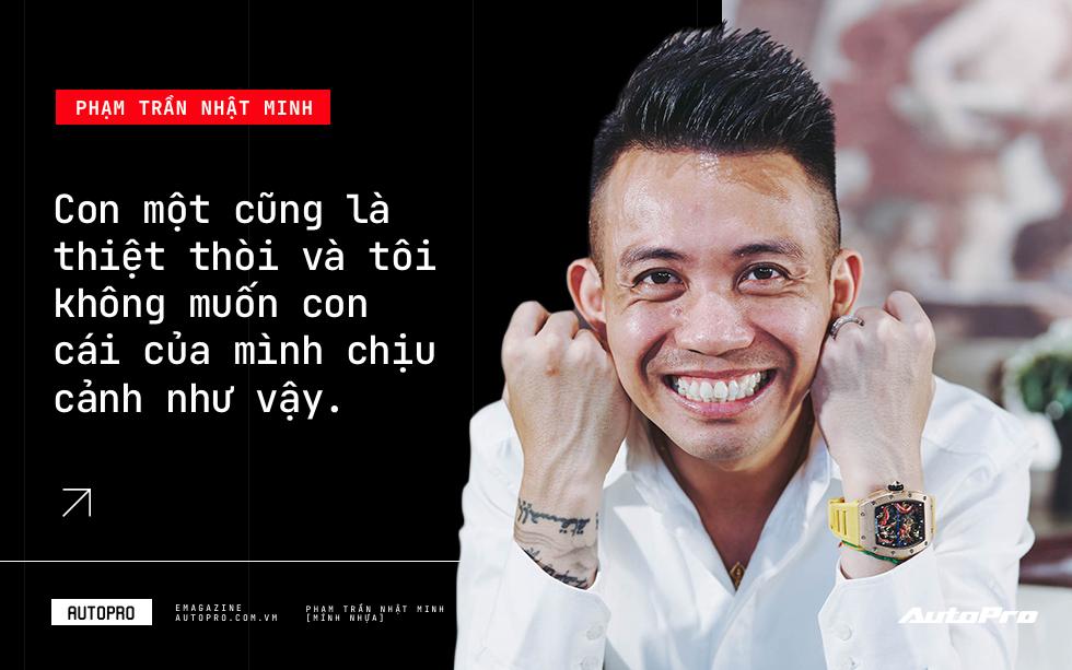 Doanh nhân Phạm Trần Nhật Minh: Tôi từng nhận lương 3 triệu/tháng, nhưng xe 10 tỷ đối với tôi giờ quá dễ dàng - Ảnh 8.