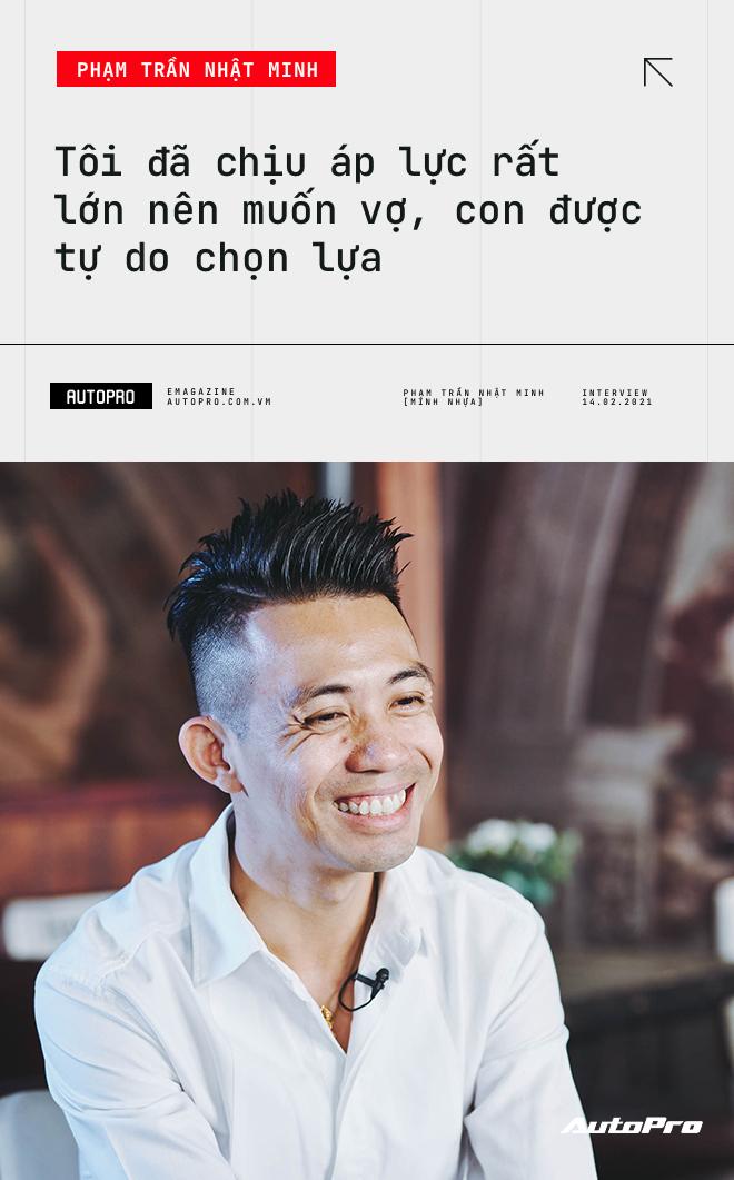 Doanh nhân Phạm Trần Nhật Minh: 'Xe 7 hay 10 tỷ với tôi giờ quá dễ dàng' - Ảnh 14.